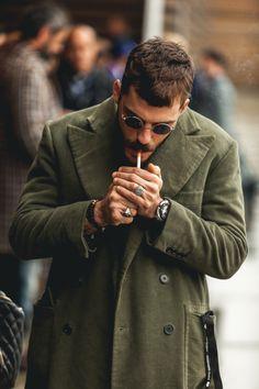 M's: Men's Street Style