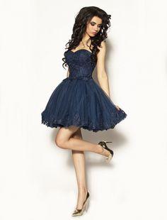 b67a06e3dd Elegancka sukienka gorsetowa Model PW-2228  369.00zł  - Mini   Sukienki