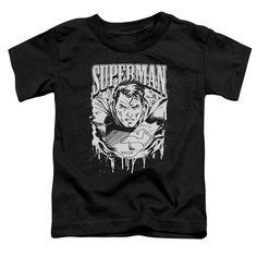 New t-shirt design added! Superman - Super .... Order now! http://www.southofmemphis.com/products/superman-super-metal-short-sleeve-toddler-tee?utm_campaign=social_autopilot&utm_source=pin&utm_medium=pin