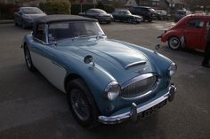 Austin-Healey 3000 Mk II | Flickr - Photo Sharing!