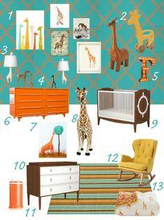 girraff nursery ideas | You don't have to look far to find great Giraffe Nursery Theme Ideas ...