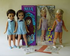 Mia was one of Crissy's doll friends and one of my little friends in NY had one when I was growing up.