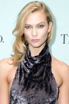 If you're blonde and can't resist the call of highlights, this is how to do it: Ask for warm, caramelly, buttery tones like Karlie Kloss', and once they're blended in as well as can they be blended in, ask for more blending. The point is to avoid that dreaded striping and anything resembling ombré at all costs. And since the summer sun will keep them looking fresh and natural, you can go longer between appointments.