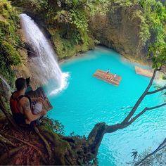 Su güzelliğe dalmak istediklerinizi etiketleyin  #kawasa #falls