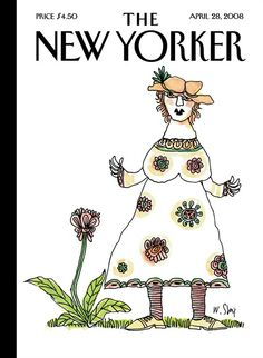 William Steig   The New Yorker Covers