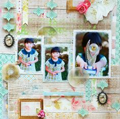 celebrate -Websters Pages - Nest Collection http://www.scrapbook.com/gallery/image/layout/5243991.html#bpEhAWbqAikDzMYc.99