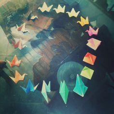 Sweet origami