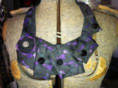 Necktie Necklace #howto #tutorial