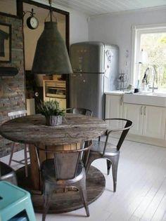 Linda decoración de cocina! Cozy cozy