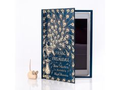 Protect and enhance your Kindle Paperwhite with Marston Bindery's exclusive hand-crafted classical book covers Our Pride and Prejudice cover is an