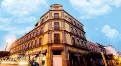 泊ってみたいホテル・HOTEL|メキシコ>グアダラハラ>グアダラハラの歴史的な中心部に位置し、サンファン・デ・ディオス市場まで徒歩圏内>ホテル フランセース(Hotel Frances)