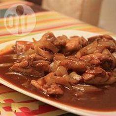 Kip in zoetzure saus recept - Recepten van Allrecipes