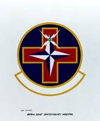 "USAF 609th Contingency Hospital - Zweibruecken Air Base  1984-1991 'Operation Desert Storm 1991"""