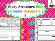 Guided Reading: Story Structure: PlotThis mapping of plot structure allows readers and writers to visualize the key features of stories.Similar Resources: NONFICTION GRAPHIC ORGANIZERProblem and Solution Graphic Organizer