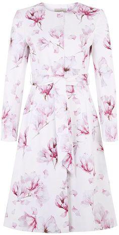 Hobbs Magnolia Coat £189 #catherinethegreatstyleicon February 2015