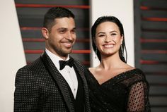 Demi and Wilmer at the Vanity Fair Oscar party in Beverly Hills, CA - February 28th