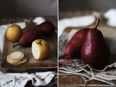 [ asian & red pear ]