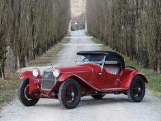 Alfa Romeo 6C 1750 GS Spider 4th Series – 1930 #alfaromeospider
