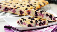 Schiacciata con l'uva (Focaccia aux raisins) | Zeste Raisin, Cereal, Muffin, Cookies, Breakfast, Desserts, Voordelen Van, Recipes, Toscana