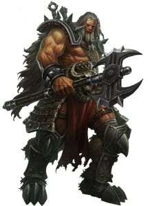 The Barbarian Class from the Diablo Series – Game Art and Cosplay Gallery Blizzard Diablo, Barbarian, Game Art, Fantasy Art, Gallery, Drawings, Warriors, Artworks, Gaming