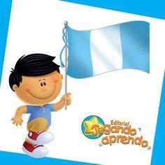 Guatemala Flag, Learning Time, Independence Day, Teacher, Envelope, Preschool Learning Activities, Diwali, Professor, Envelopes