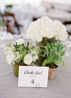Herb Garden Inspired Wedding at Ojai Valley Inn Read more - http://www.stylemepretty.com/2014/03/10/herb-garden-inspired-wedding-at-ojai-valley-inn/