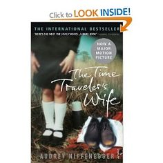 The Time Traveler's Wife - Audrey Niffenegger. Why can I not find this anywhere?