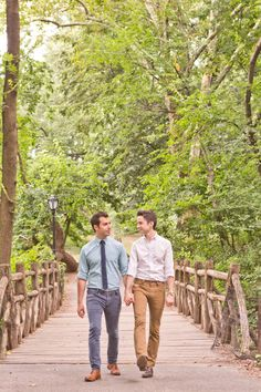 Glen Span Bridge: http://www.stylemepretty.com/new-york-weddings/new-york-city/manhattan/2015/07/08/15-picture-perfect-central-park-spots-for-engagement-sessions/