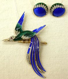 Jewelry set   Trifari  (American, founded 1918)  Date: 1956–60