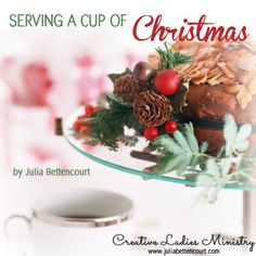 Cup of Christmas Devotional Christmas Tea Party, Christmas Cup, A Christmas Story, Christmas Themes, Holiday, Relief Society Activities, Jesus Birthday, Christmas Program, Meaning Of Christmas