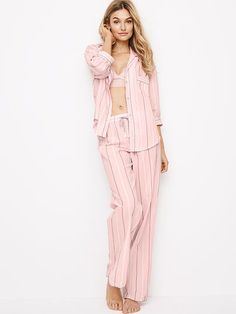 The Flannel PJ Set