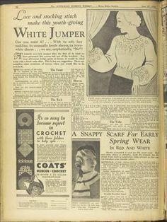 Issue: 27 Jun 1936 - The Australian Women's Wee...