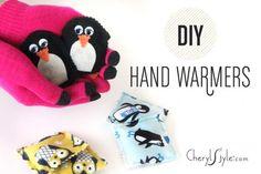 Self made handwarmers