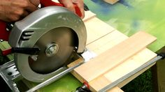 Dado joints are a simple way to join wood together, but they require a precision cut to be effective. If you don't have dado blade or table saw, you can still cut dado joints using a circular saw and a couple jigs.