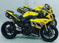 2011 Yamaha R1 50th Anniversary Cbr 600rr, Yamaha R1, Street Bikes, 50th Anniversary, Motorbikes, Ems, Motorcycle, Vehicles, Design