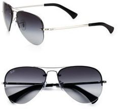 4195b391cb8 Ray-Ban Men s Aviator Sunglasses