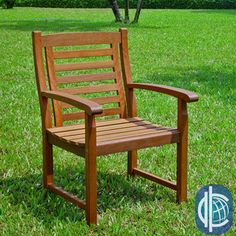 International Caravan Trinidad Acacia Hardwood Chairs (Set of 2) | Overstock.com Shopping - Big Discounts on International Caravan Dining Chairs