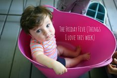 The Friday Five (Things I Love This Week) www.amothershipdown.com