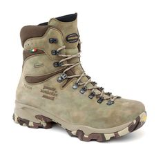 d8a61ba4 Zamberlan 1014 Lynx GTX Hunting Boot - Camo Leather Botas Hombre, Botas De  Montaña,