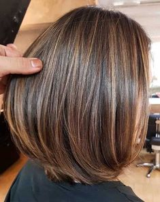 Brown Hair Shades, Brown Hair With Blonde Highlights, Brown Hair Balayage, Hair Color Balayage, Brown Hair Colors, Blonde Balayage, Balayage Highlights, Brown Highlighted Hair, Ombre Hair
