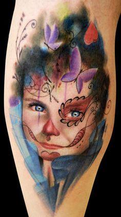 Artista: Alex De Pase. #tattoo #tatuagem #tattooplace www.tattooplace.com.br