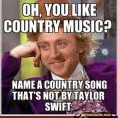 true Country music lovers