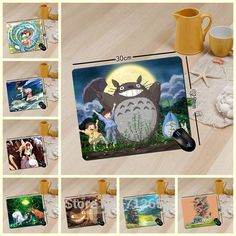 Encontrar Más Alfombrillas para Ratón Información acerca de 25 cm * 30 cm Miyazaki Hayao mi vecino Totoro del Anime Gaming Mouse Mat PC ratón de ordenador portátil para sc2 wow dota 2 lol MP0202, alta calidad alfombrilla de ratón, China estera de mouse pad Proveedores, barato Wc esteras/alfombrillas de Ace-Mall en Aliexpress.com