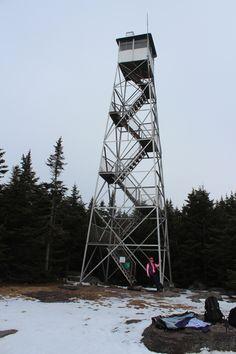 Balsam lake Mt. Fire Tower..Catskills