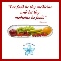 www.thechemicalfreeme.com Generally you need to take medications because your body is lacking something. More often than not it has derived from lacking certain minerals and nutrients in the first place. While medicine certainly has its place and there are times of need, consistent proper nutrition can do amazing things. #food #healthy #meme #healthyliving #eatingclean #cleanliving #nogmo #healthyfamily #healthyfood #nutrition #quote #organic #organicfood #greenmom #crunchymom #oneingredient