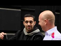 Dynamo: Magician Impossible - Daily Photos - ( Behind the scenes )