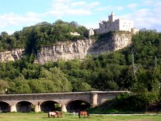 Rudelsburg, Thuringia, Germany ~ Helmuts Travelpics