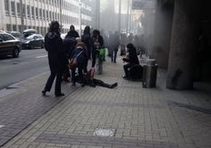 Another explosion rocks Brussels Metro station, 10 killed