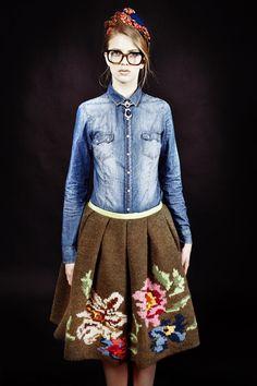 iiiinspired: LOOKS - stella jean fall/winter 2012-13