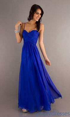 Strapless Long Prom Dress by Dave and Johnny 8787 $229